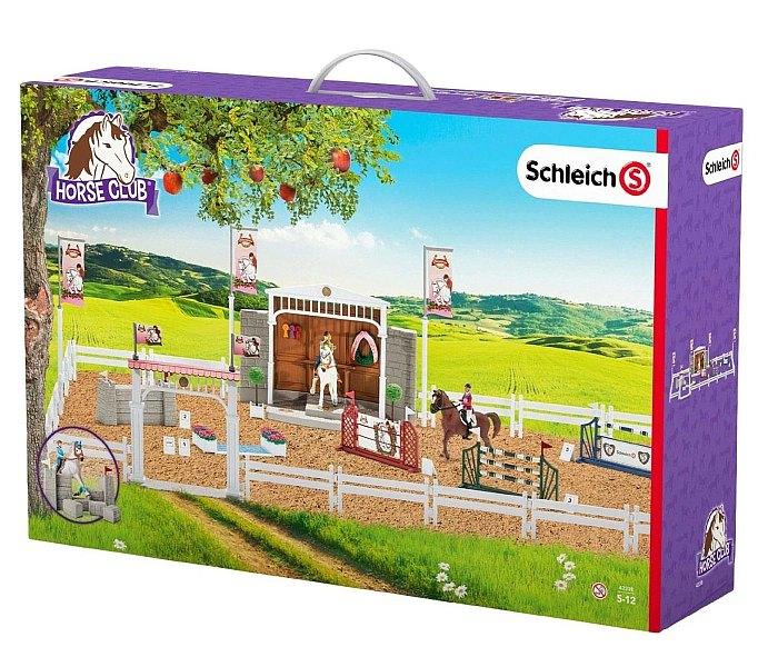 Igračka Schleich veliki takmičarski set