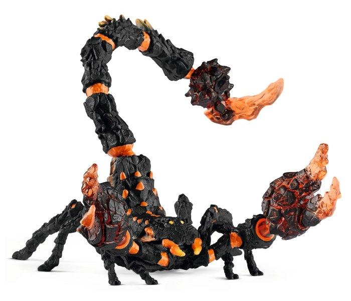 Igracka Schleich vatrena skorpija