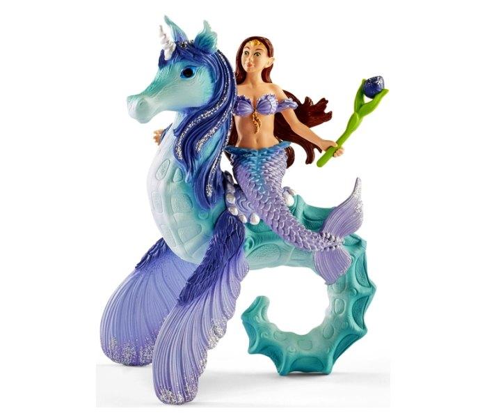 Igracka Schleich Isabelle - sirena na morskom konju