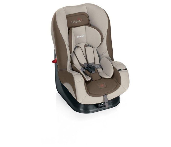 Sjediste za auto gp sport 398 brown/red