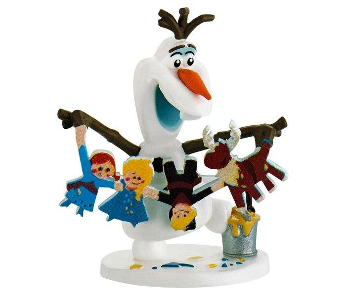 Figura Bullyland Olaf gingerbread