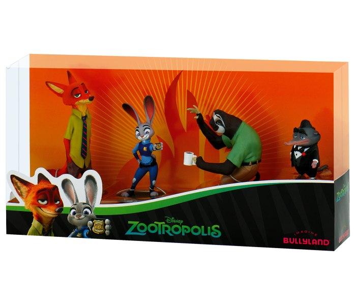 Figura Bullyland Zootropolis poklon set