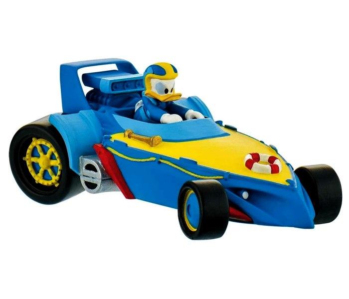 Figura Bullyland racer Donald with car