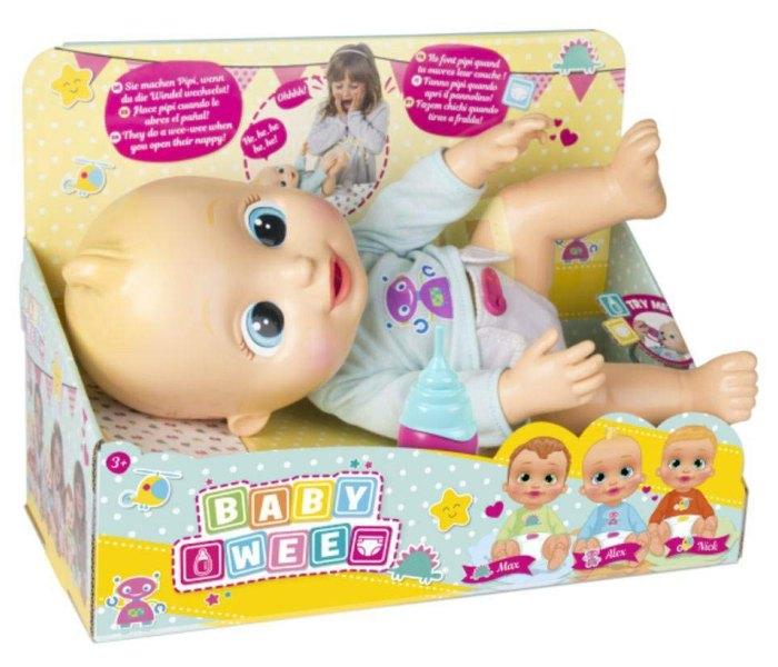 Igracka Lutka baby wee Alex