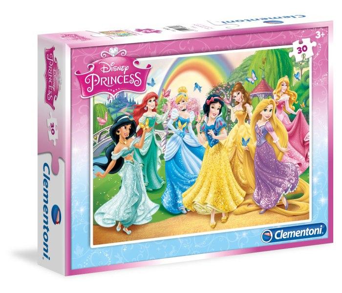 Puzle 30 kom. princess special collection