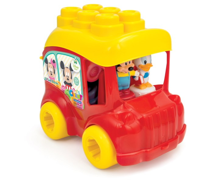 Clemmy školski autobus disney