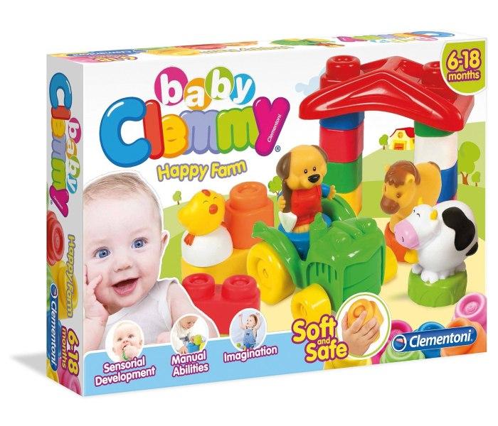 Clemmy baby kocke vesela farma