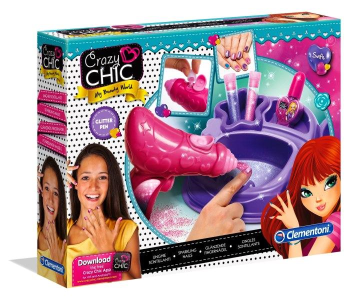 Crazy Chic set za uredjivanje noktiju