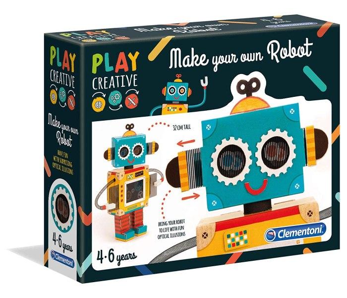 Igracka Clementoni - Kreativni set, robot