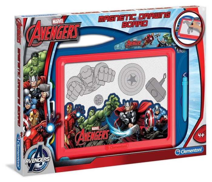 Magnetna tabla Avengers