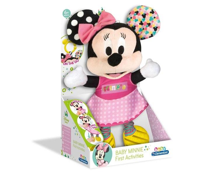 Beba Minnie prva aktivnost
