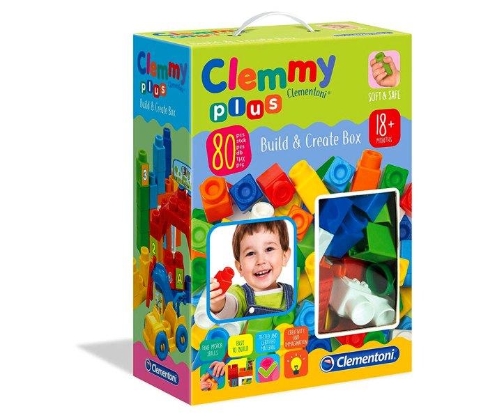 Clemmy kocke build & create box