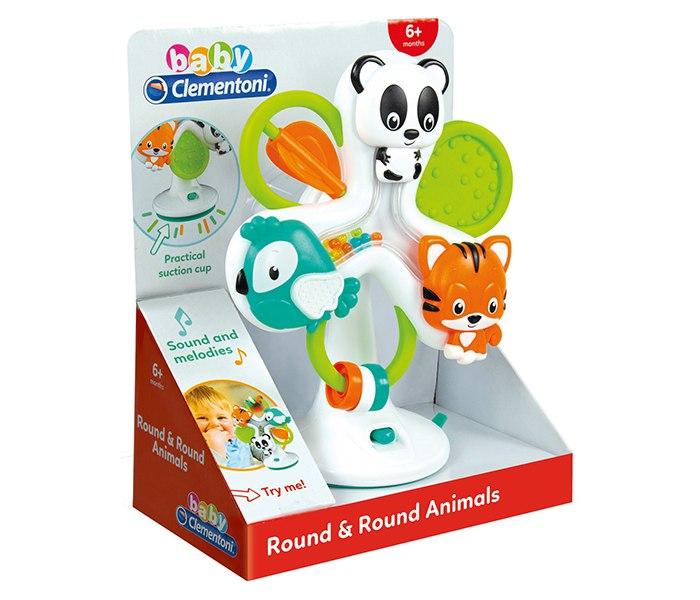 Igracka Clementoni za bebe - za hranilice