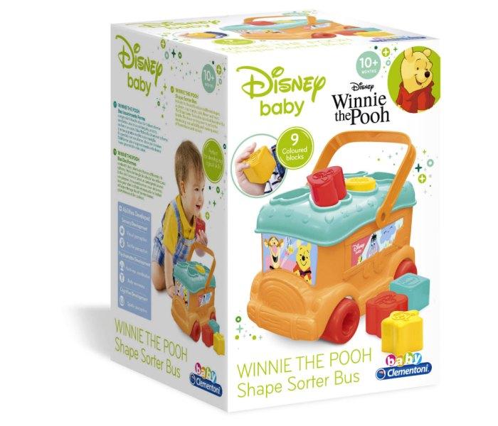 Kocke Winie the pooh bus