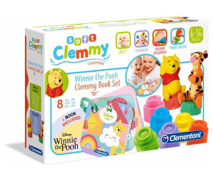 Clemmy kocke Winnie the pooh playset
