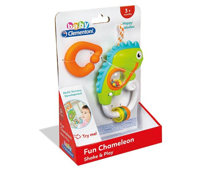 Igracka Clementoni za bebe - interaktivni kameleon