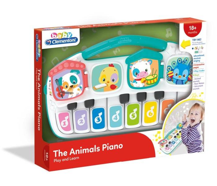 Igracka Clementoni za bebe - klavir