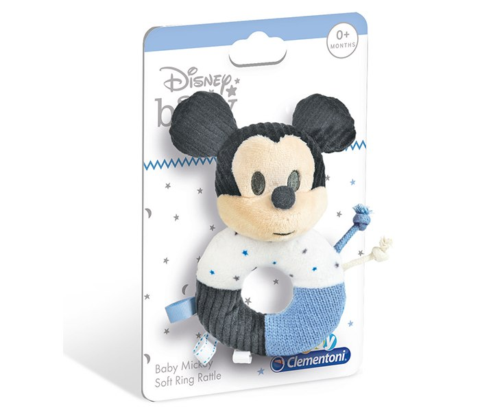 Igracka  Clementoni baby- mekani prsten Mickey