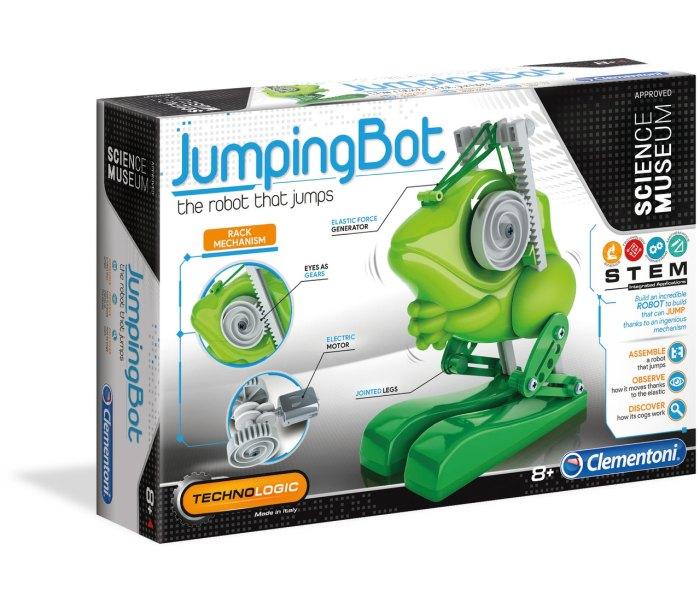Igracka Clementoni science jumping bot