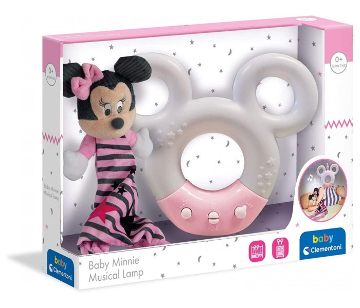 Igračka Clementoni za bebe - projektor  Minnie
