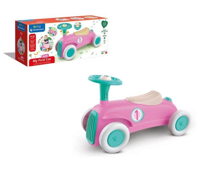 Igračka Clementoni za bebe - moj prvi auto