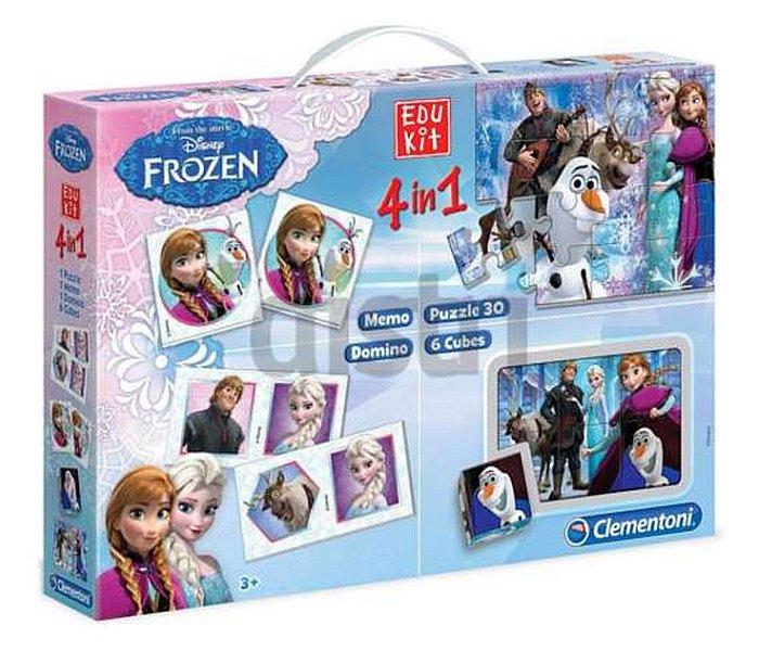 Edukativni set 4u1 Frozen 2