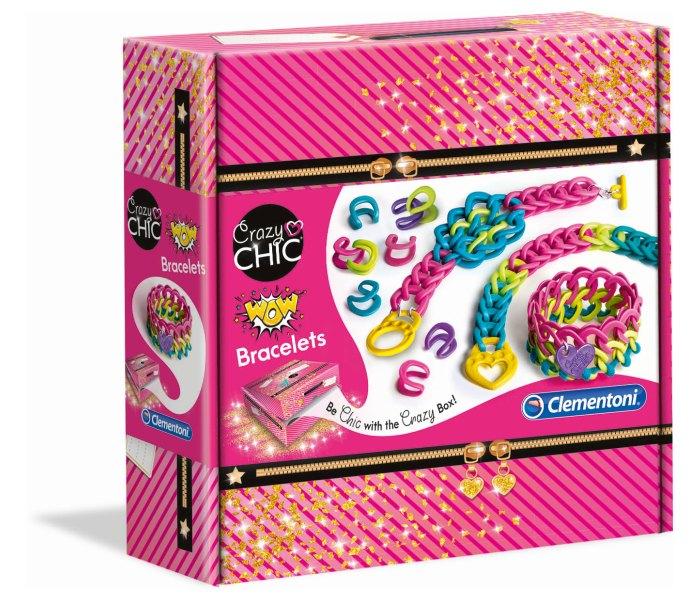 Igračka Crazy Chic,  kutija sa ogrlicama
