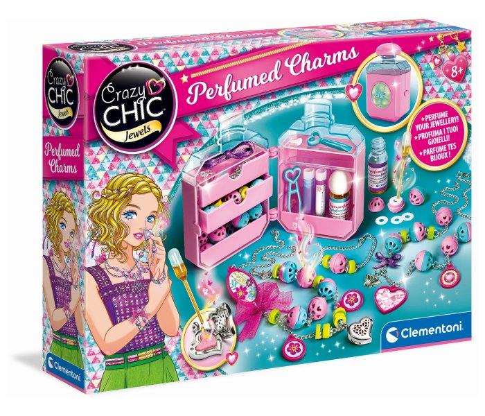 Igračka Crazy Chic, perle+parfem