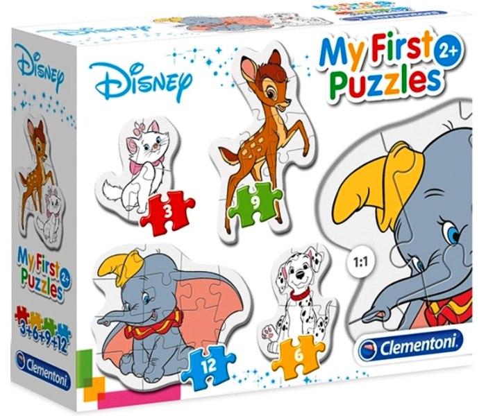 Moje prve puzle 3-6-9-12