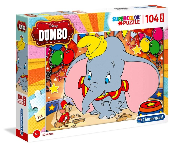 Puzle104  maxi dumbo 2019