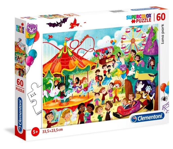 Puzzle 60 luna park