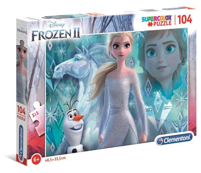 Igracka puzle 104 kom. 2 Frozen 2