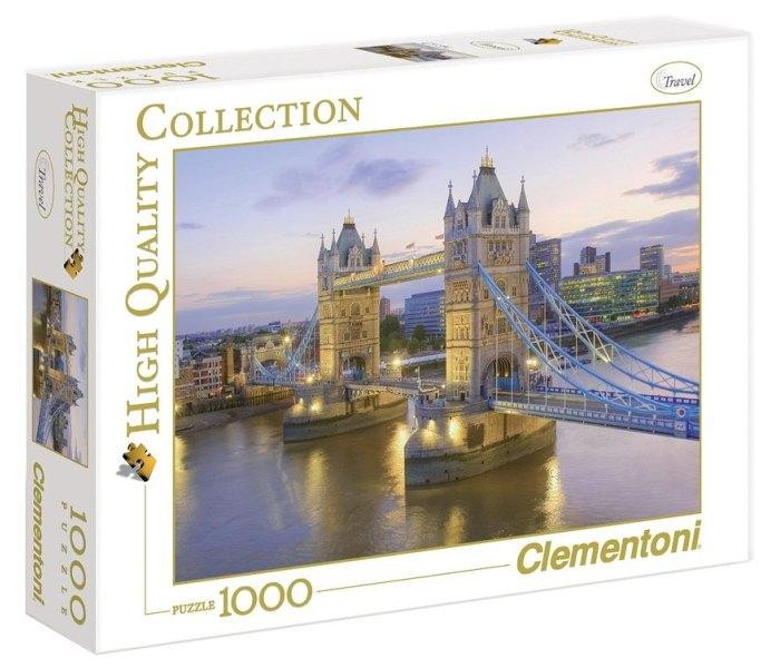 Puzzle 1000 tower bridge london