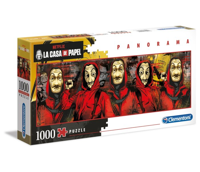 Igračka Clementoni puzle 1000 Panorama la casa