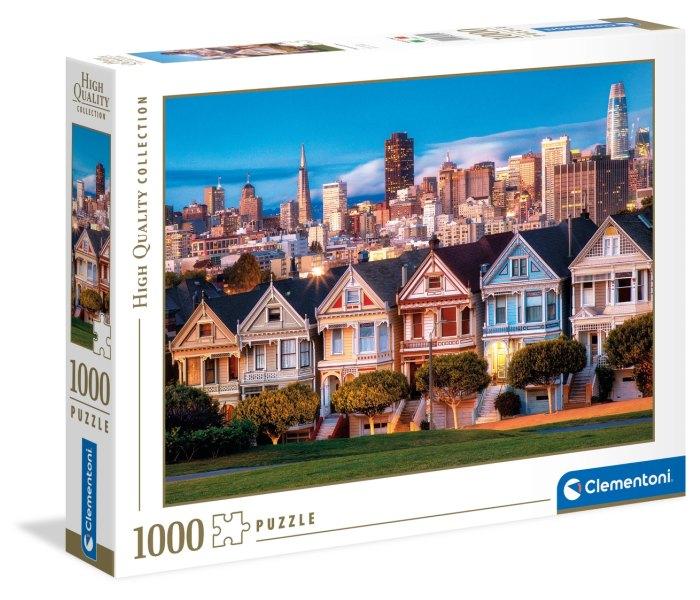 Igračka Clementoni puzle 1000 kom., Painted ladies
