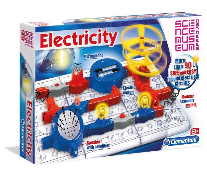 Igre clementoni -  electricity