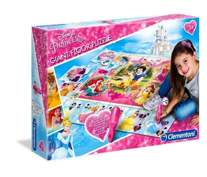 Puzle Princess giant floor puzzle