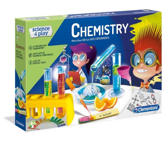 Igracka Clementoni Hemijska laboratorija