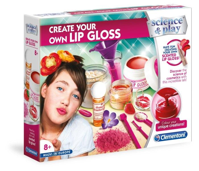 Igracka Clementoni science Lip gloss