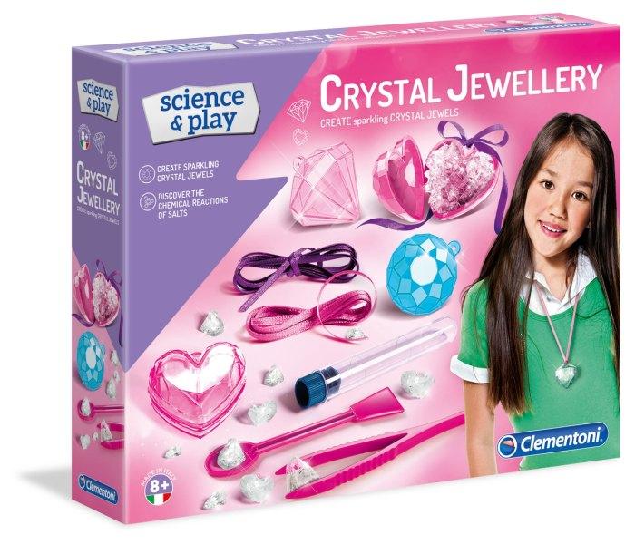 Igracka Clementoni science - kristalni nakit
