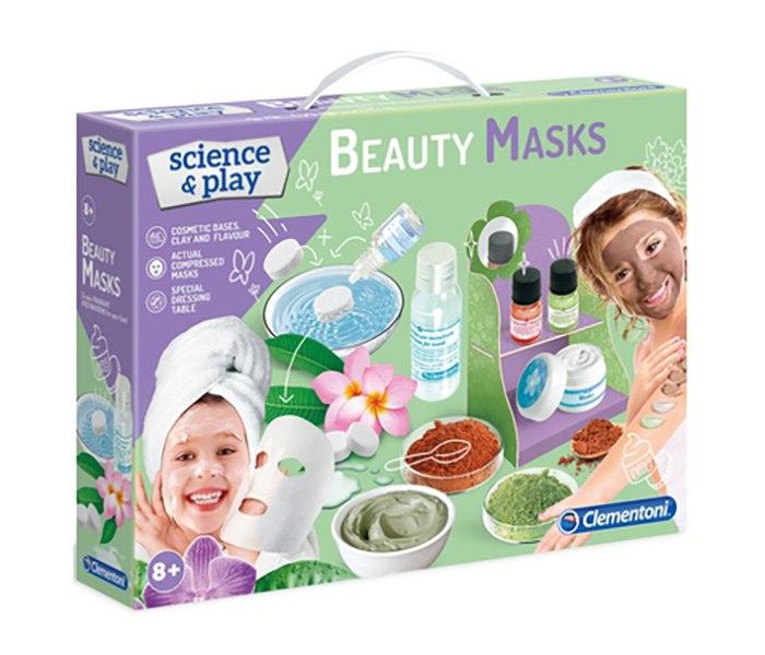 Igracka Clementoni maske za lice
