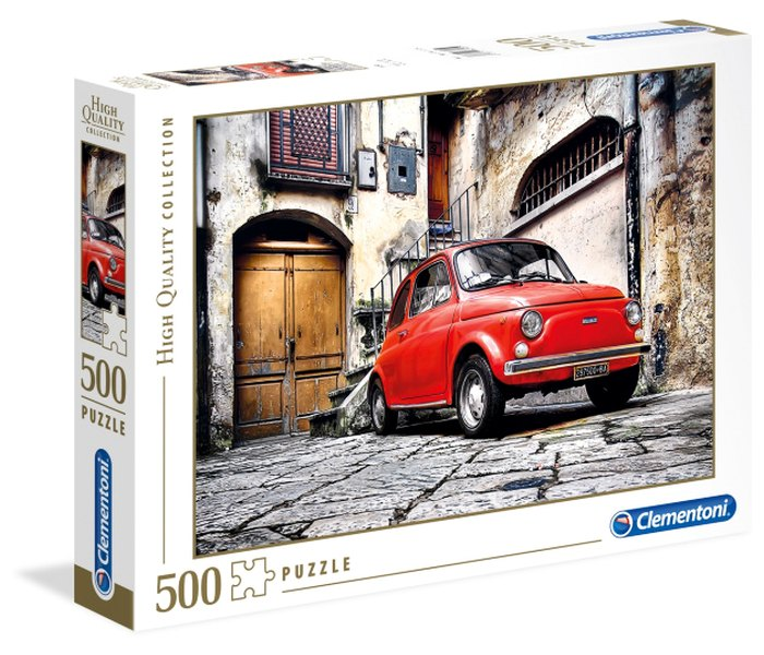 Igračka Clementoni puzle 500 kom., Square box