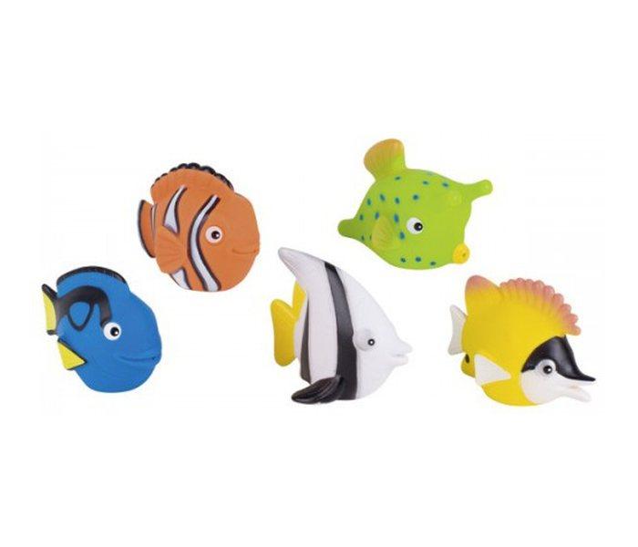 Goki prskalice na vodu -riba