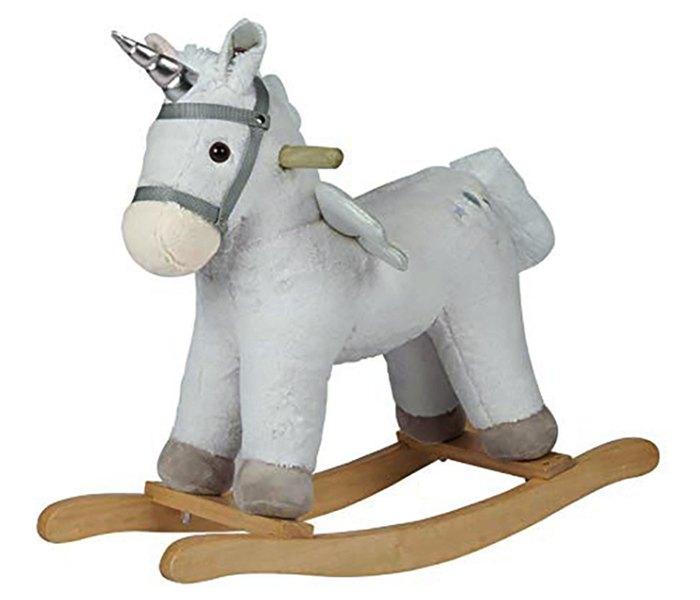 Klackalica Apollo konjić, siva