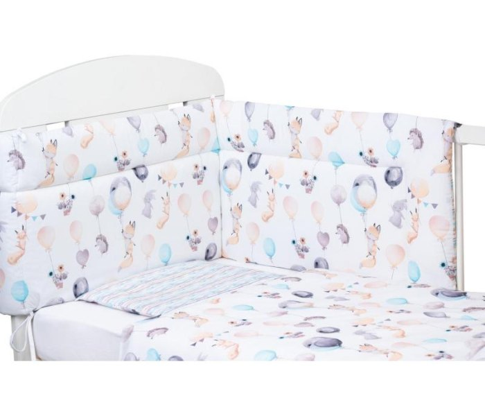 Buba posteljina 6 djelova