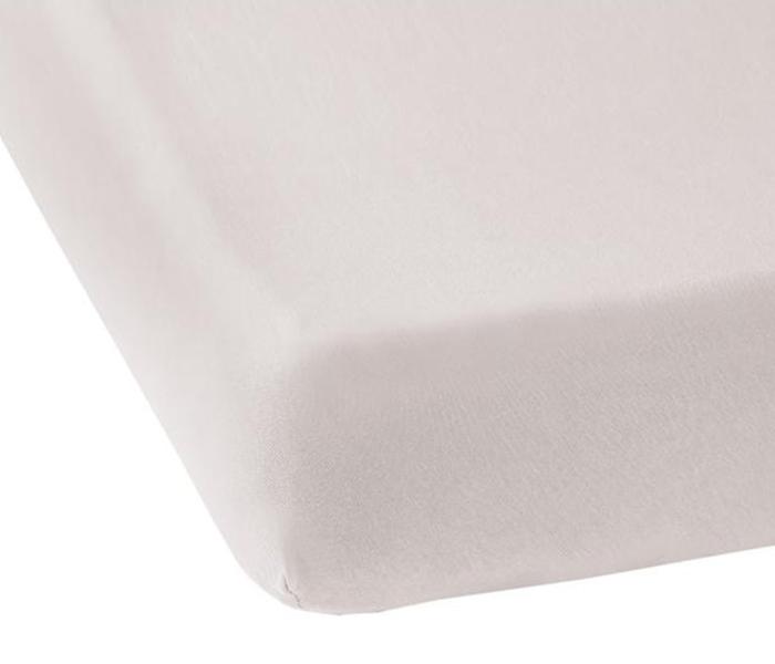 Čaršaf  Bubaba za krevetić,bijela
