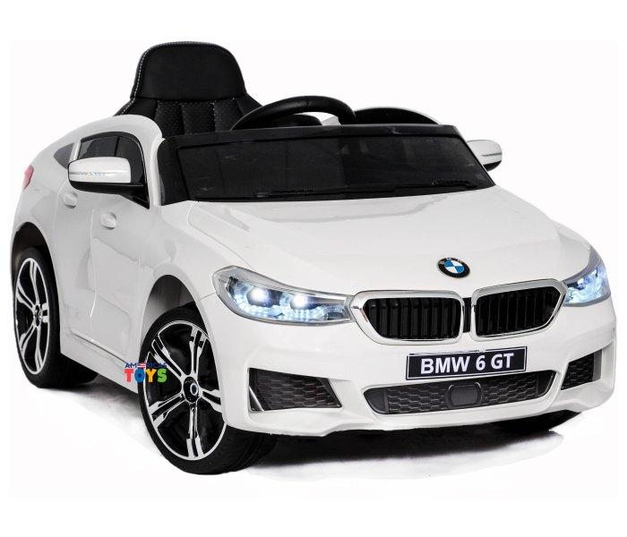 Auto BMW GT na akumulator