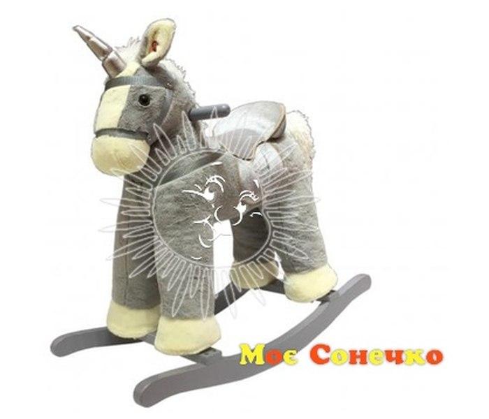 Klackalica Apollo konj sivi