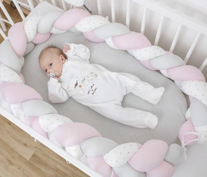 Buba gnijezdo za bebu rozo