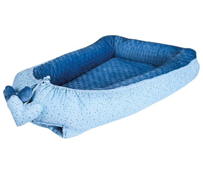 Gnijezdo za bebu Bubaba plavo